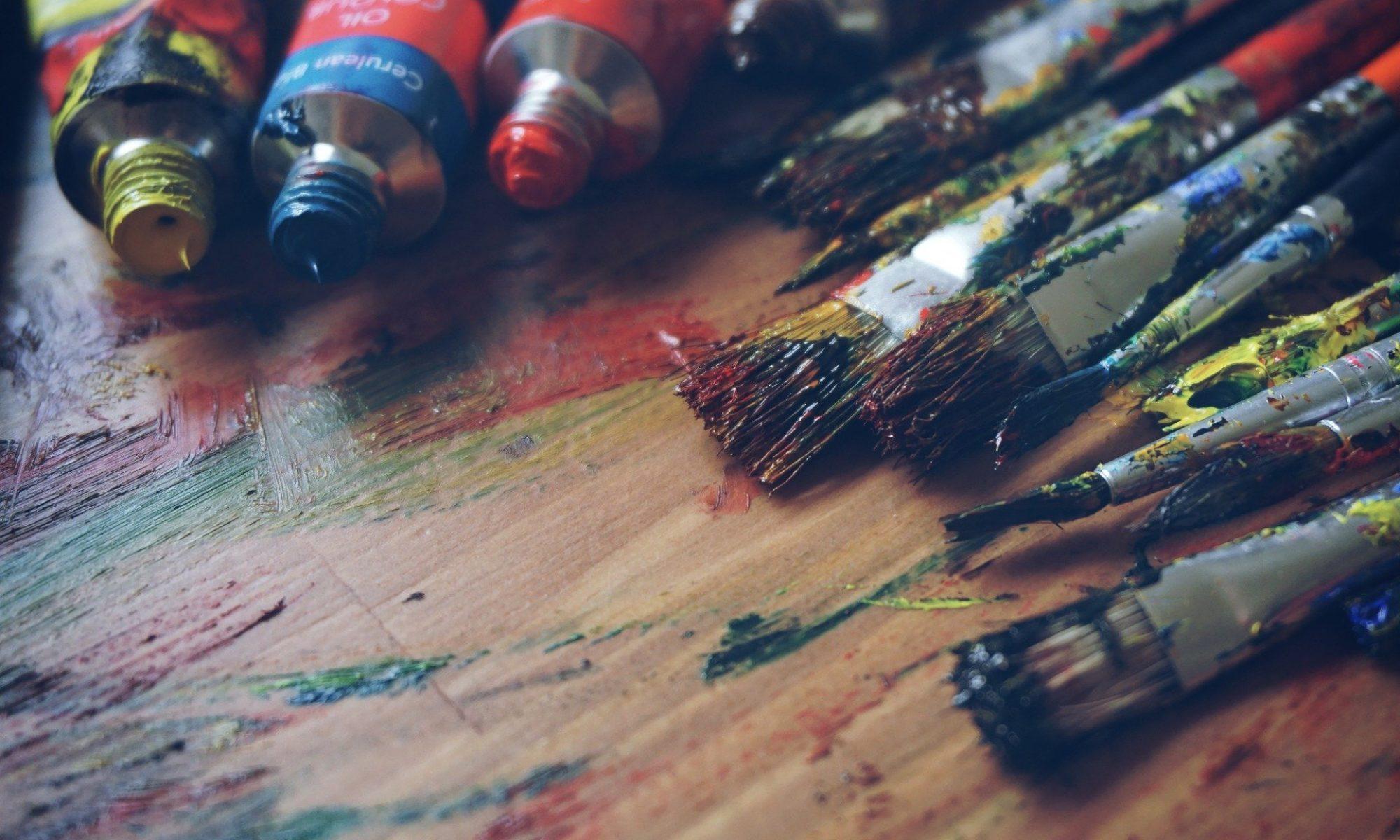 Kunst an der Gesamtschule Holweide